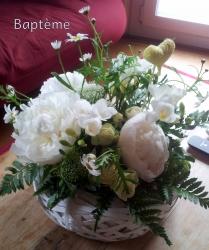 Arrangement baptème