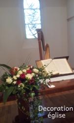 Décoration d'église
