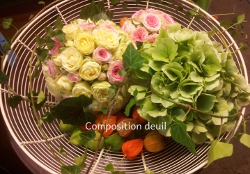 Composition de deuil