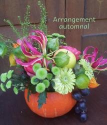 Arrangement automnal